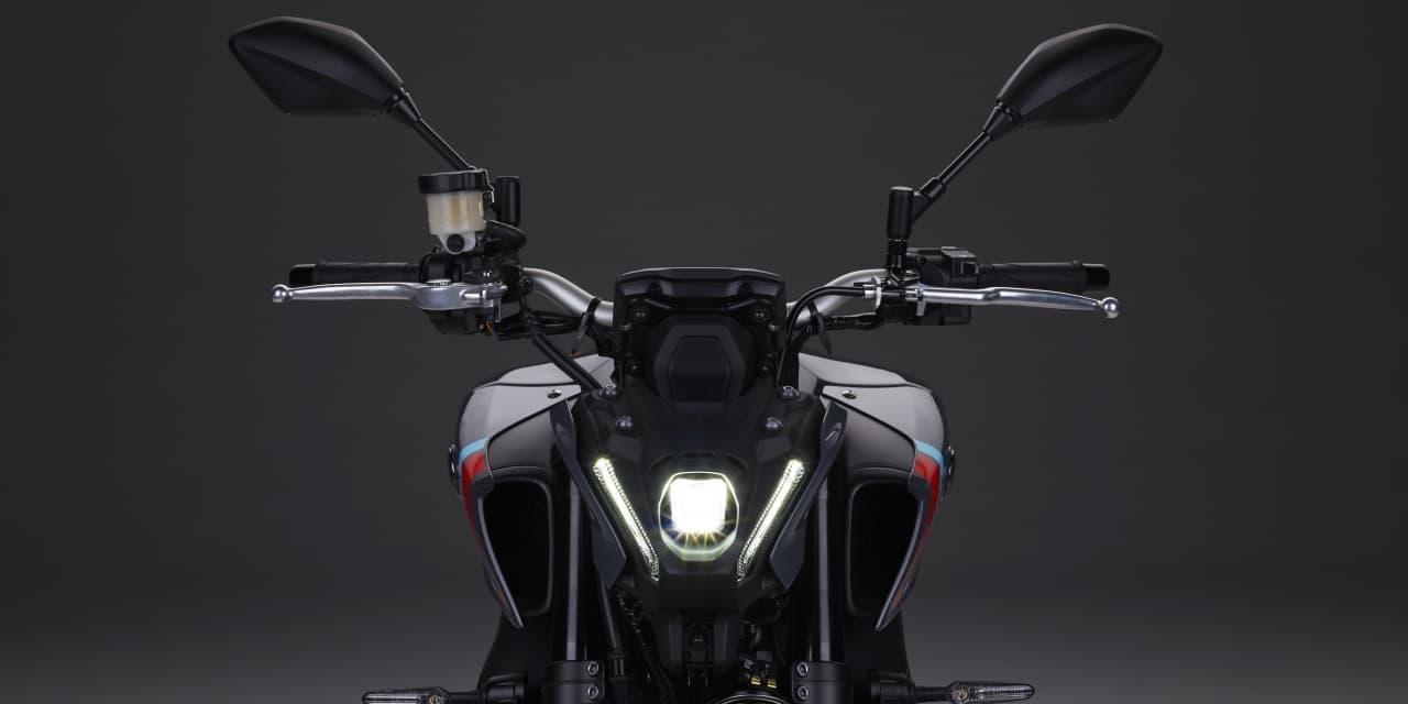 ヤマハ ロードスポーツ「MT-09 ABS」フルモデルチェンジ
