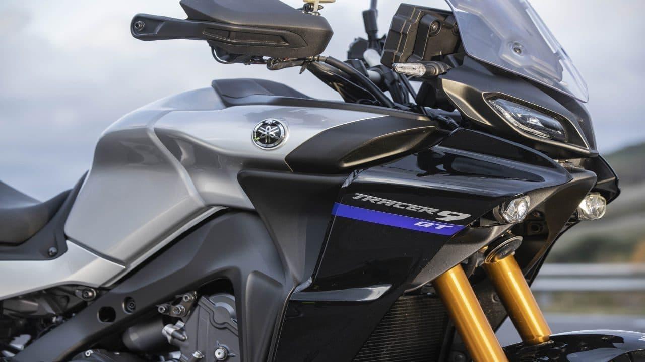 ヤマハ スポーツツアラー「TRACER9 GT ABS」発売