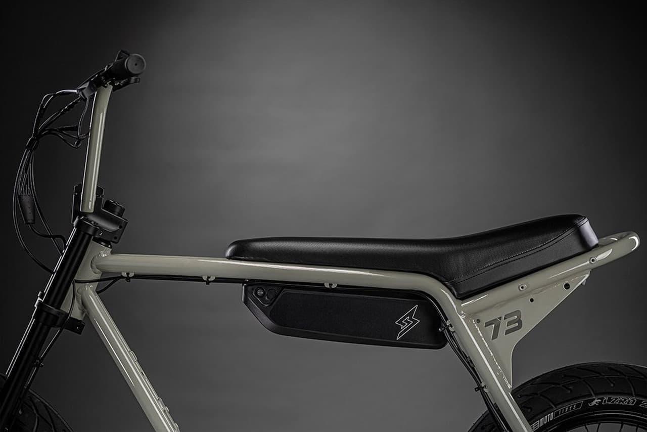 1970年代からやってきた電動バイク「Super 73」にシンプルフレームで低価格の「Super73 ZX」