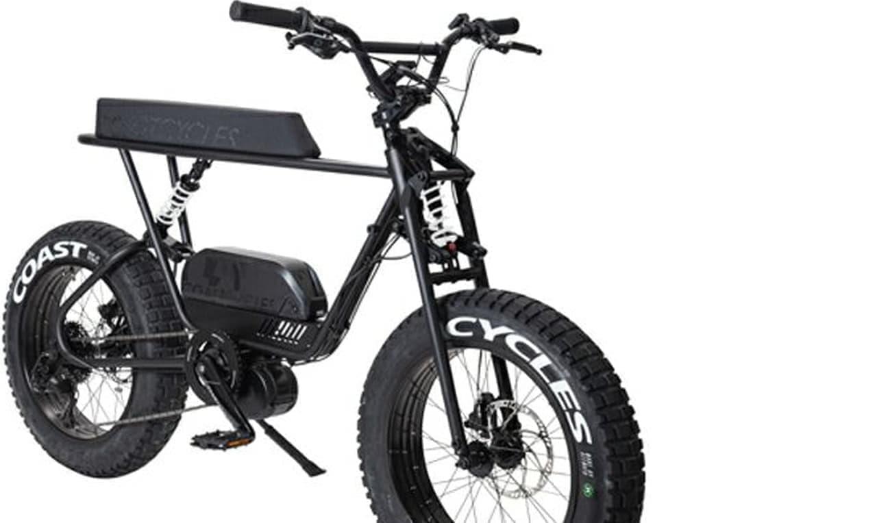 サスの有り・無しを選べる電動アシスト自転車「Buzzraw」シリーズ日本発売