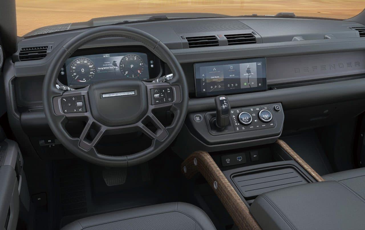 ランドローバー「DEFENDER」に特別仕様車「X Trophy Edition」