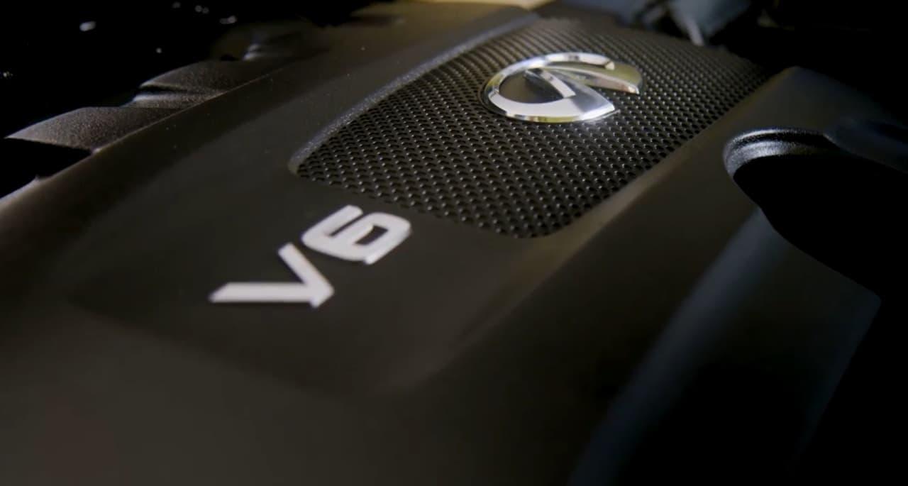 日産インフィニティ「QX60」発表 - ファミリー向けの3列シートSUV
