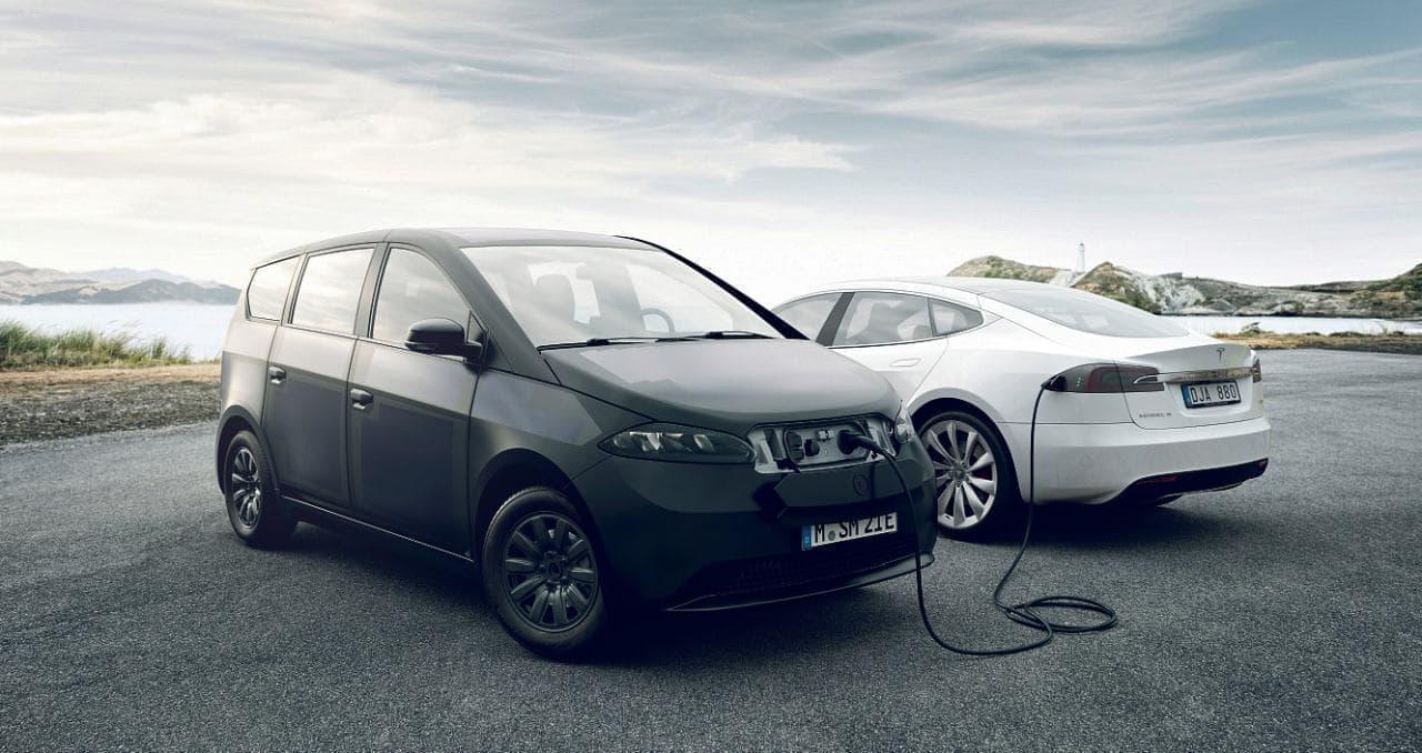 全面ソーラーパネルのSono Motors「Sion」にLFPバッテリー採用 ― 航続距離が約305kmに