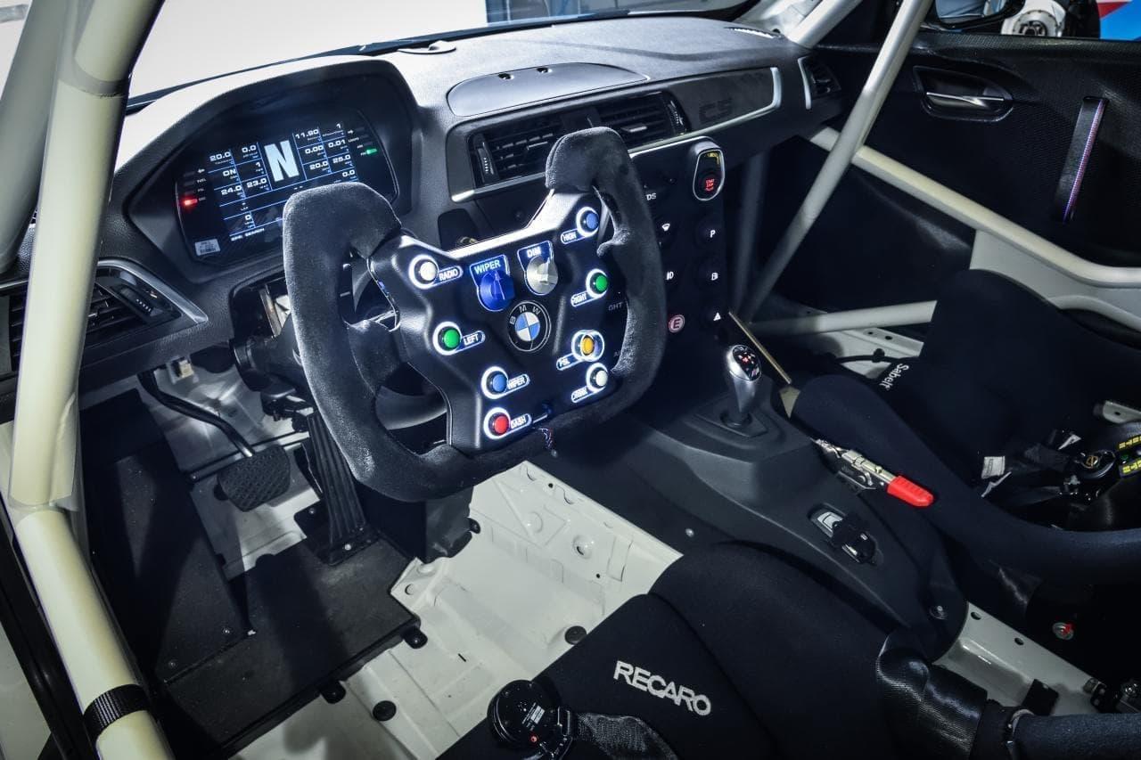 BMW M2 CSベースのサーキット専用モデル「BMW M2 CS Racing」購入受付開始