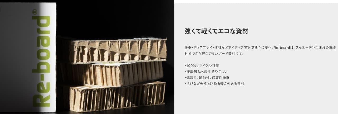部屋の中にもう一つの小さな部屋を ダンボール製ROOMシリーズ「hakobeya」