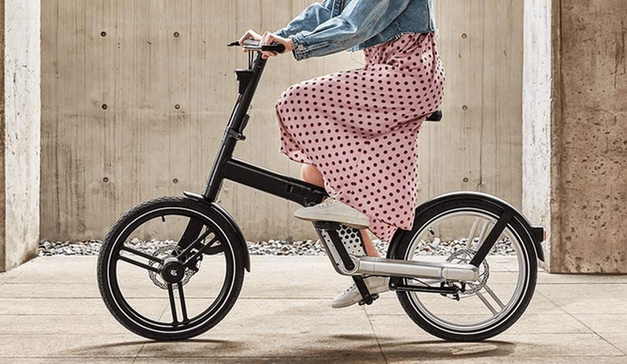 チェーンのない電アシ「Honbike」一般販売開始