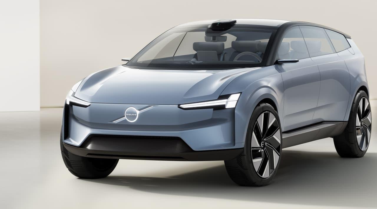 充電時間をより短く 乗車可能時間をより長く ボルボが電気自動車の今後の方向性を発表