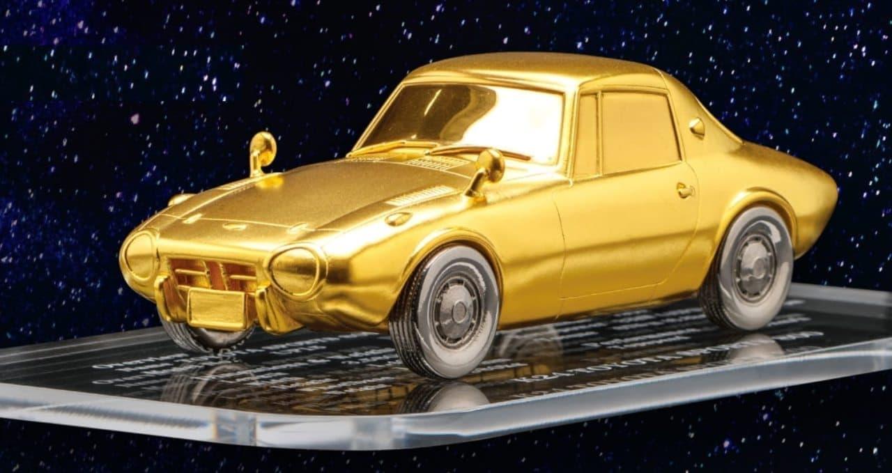 純金製ヨタハチや仮面ライダー1号が池袋に 「大黄金」東武百貨店 池袋店で開催中