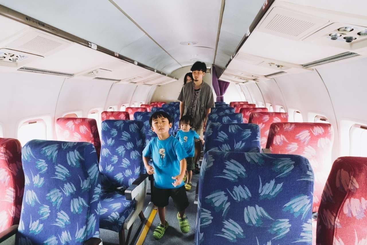 但馬空港「AIRPORT CAMPSITE in Tajima」7月22日サービス開始