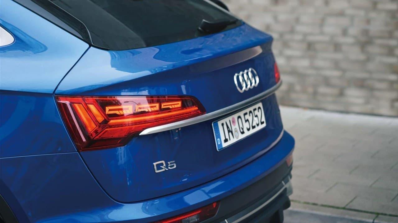 クーペスタイルのSUV Audi「Q5 Sportback」発売