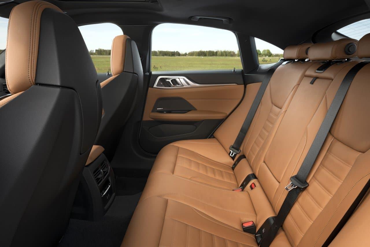 BMW 4シリーズに「グラン クーペ」登場