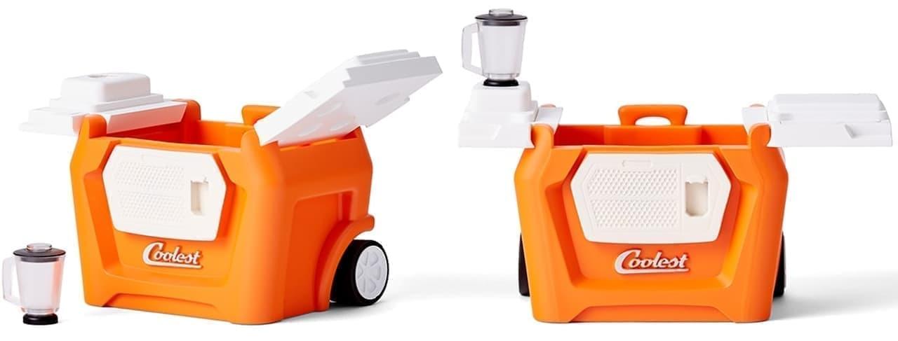 2014年にKickstarterで1,300万ドルの調達に成功した「Coolest Cooler」