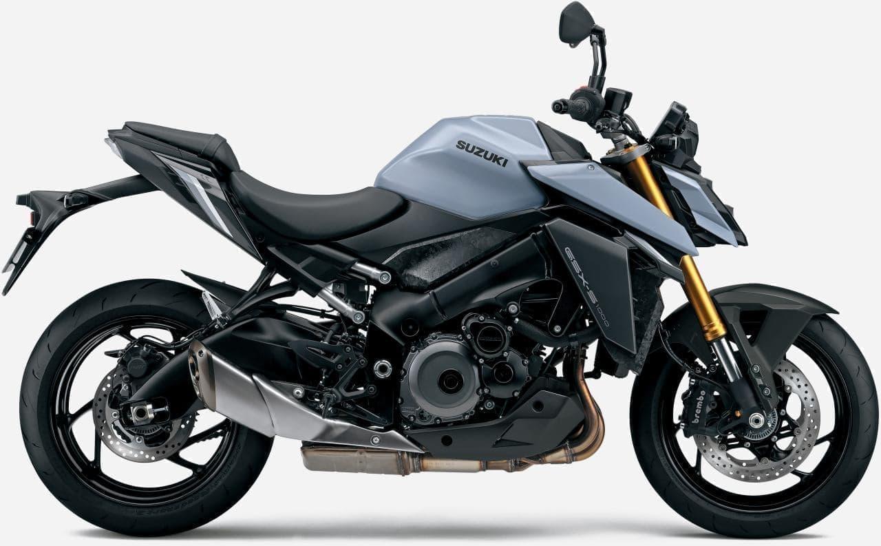 スズキ 新型「GSX-S1000」発売