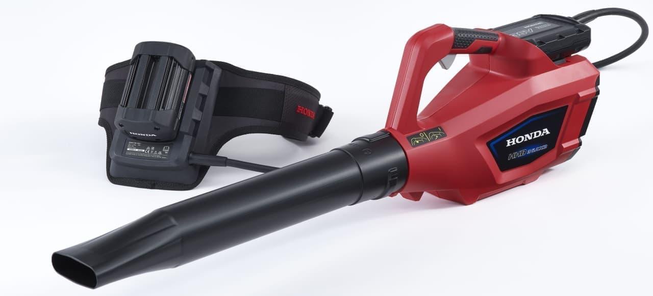 芝刈り機も電動へ ホンダが「HRG466XB」を発売 電動刈払機や電動ブロワも