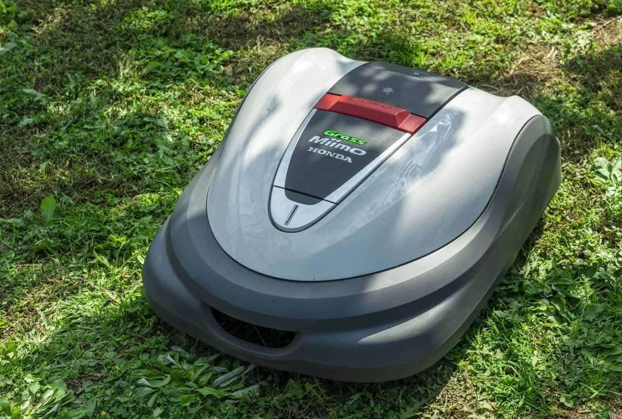 ホンダが電動ロボット草刈機「Grass Miimo(グラスミーモ)」を発売