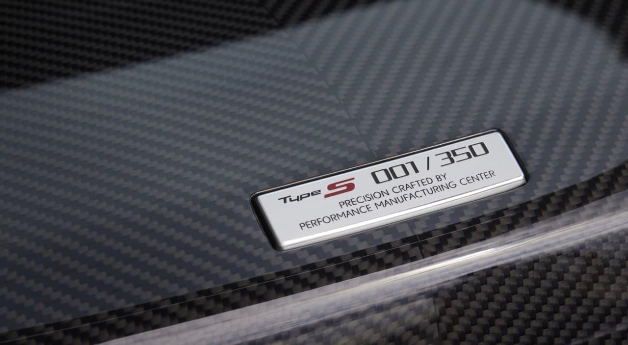 ホンダ「NSX Type S」情報を一部先行公開 2代目NSXの最後を飾るモデル