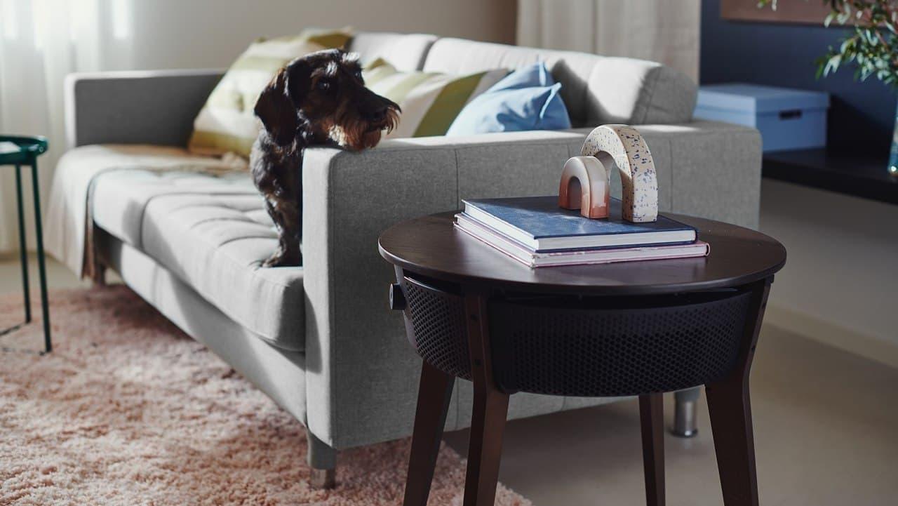 IKEAが作った空気清浄機「STARKVIND」