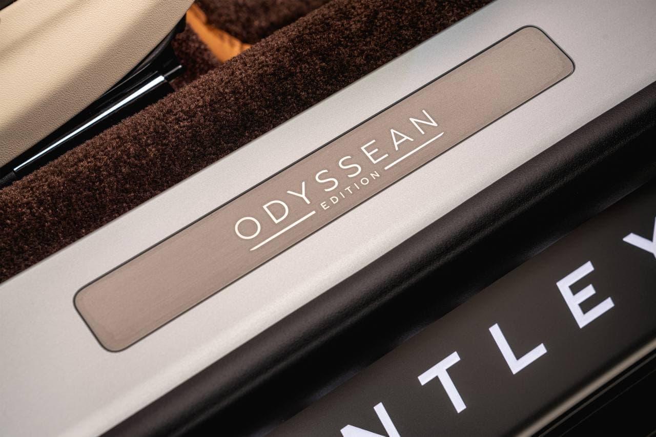 ベントレーが「フライングスパーハイブリッド」導入を記念した「オデッシアンエディション」の詳細を発表