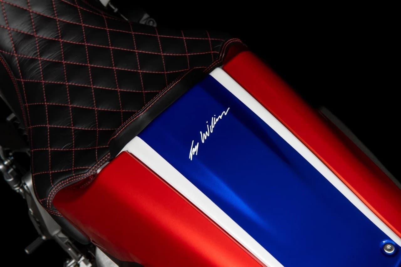 ホンダが「CB1000R」ベースのカスタムバイク「2021 CB1000R 5Four」を英国で発表