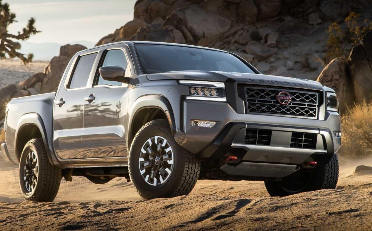 日産 新型「フロンティア」を北米で発売 310馬力のV6エンジンを搭載したピックアップトラック