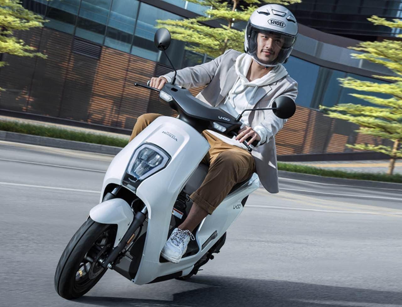 ホンダが電動スクーター「U-GO」を中国で発売 他メーカーの競合製品よりも価格が安い
