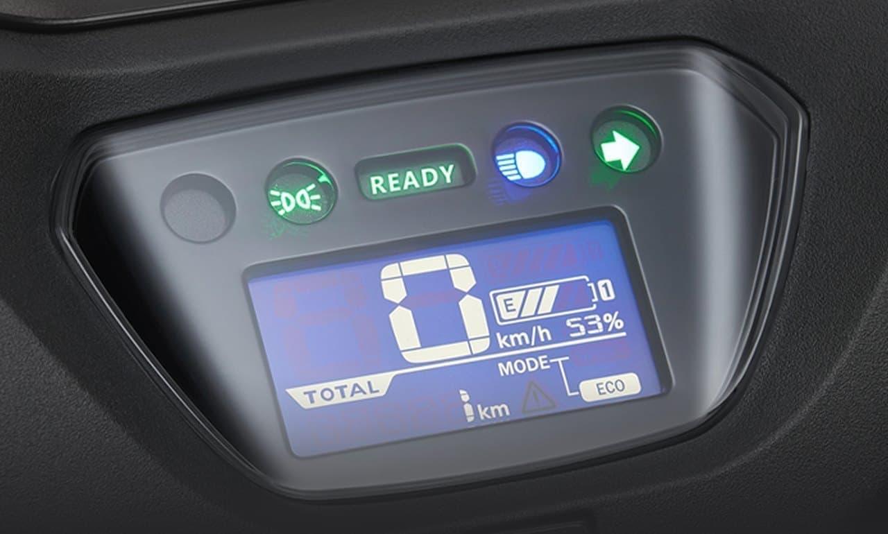 ホンダが電動スクーター「U-GO」を中国で発売