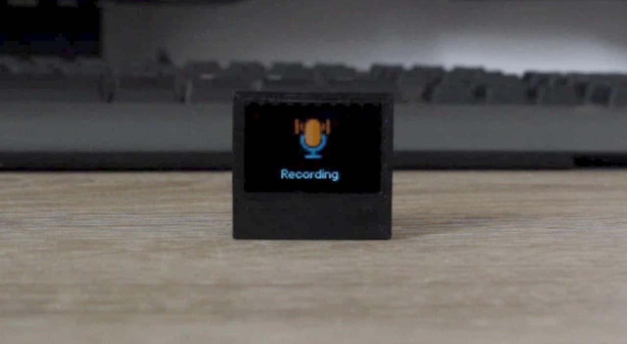 コインサイズのコンピューター「Pocuter」