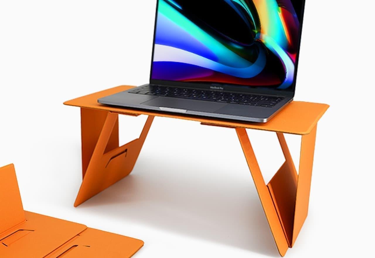 ノートPC用デスク/スタンド「iSWIFT Pi」