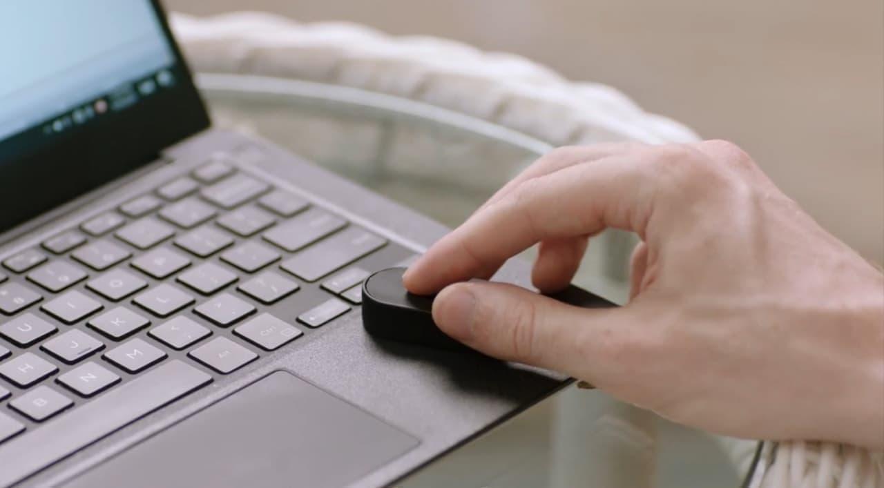 リモートワークにぴったりなマウス 世界最小サイズを謳う「ZeroMouse」