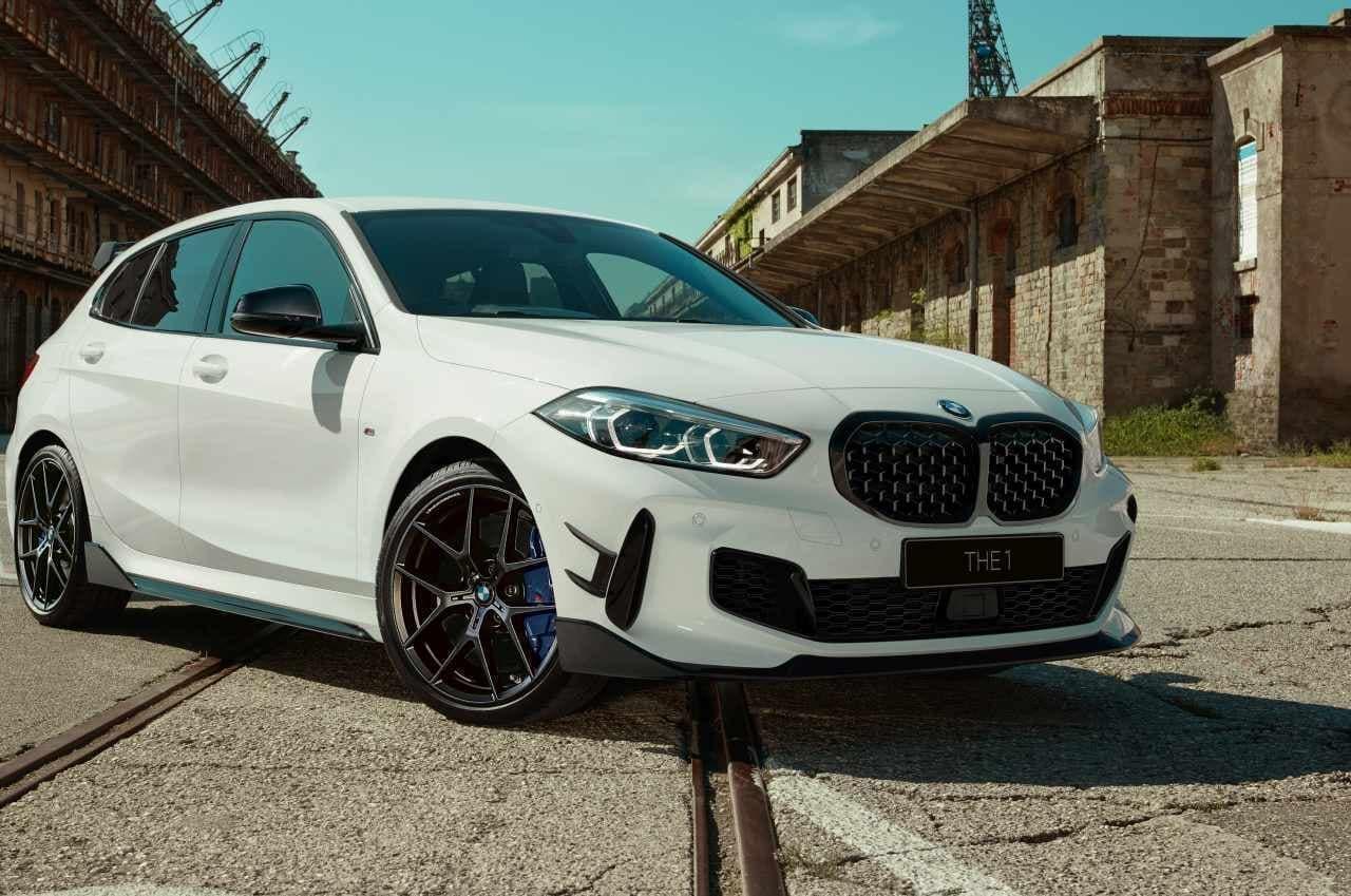 BMW Mパフォーマンス・パーツによるドレア 「M135i xDrive Street Racer(ストリート・レーサー)」40台限定で発売