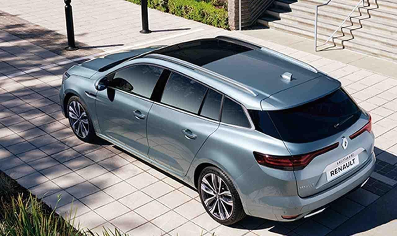 ルノー新型「メガーヌ」発売を記念した限定車「ファーストエディション」