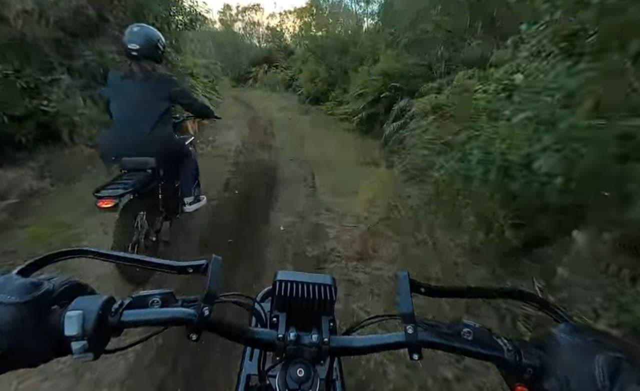 """2WDの""""男の電動バイク""""をYouTube VRで体感!オンライン試乗「UBCO 2X2 Virtual Test Ride」をUBCOが実施中"""