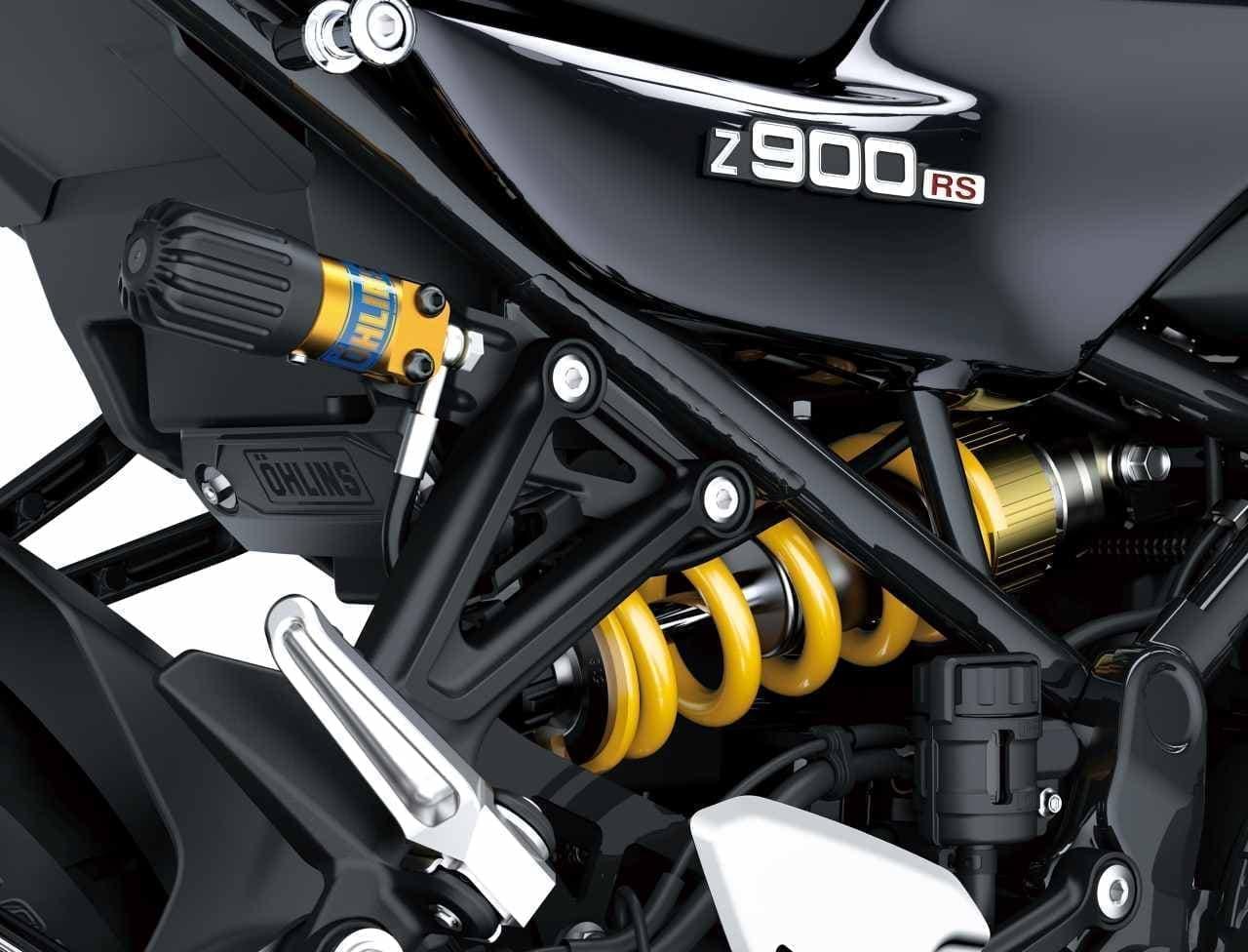 カワサキZ900RSシリーズにハイグレードモデル「Z900RS SE」