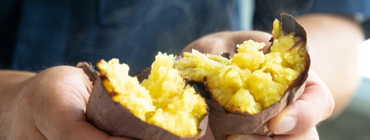焼きいもメーカー「UMAIIMO」Makuakeに登場 - さつまいも本来の味を引き出す2段階焼き