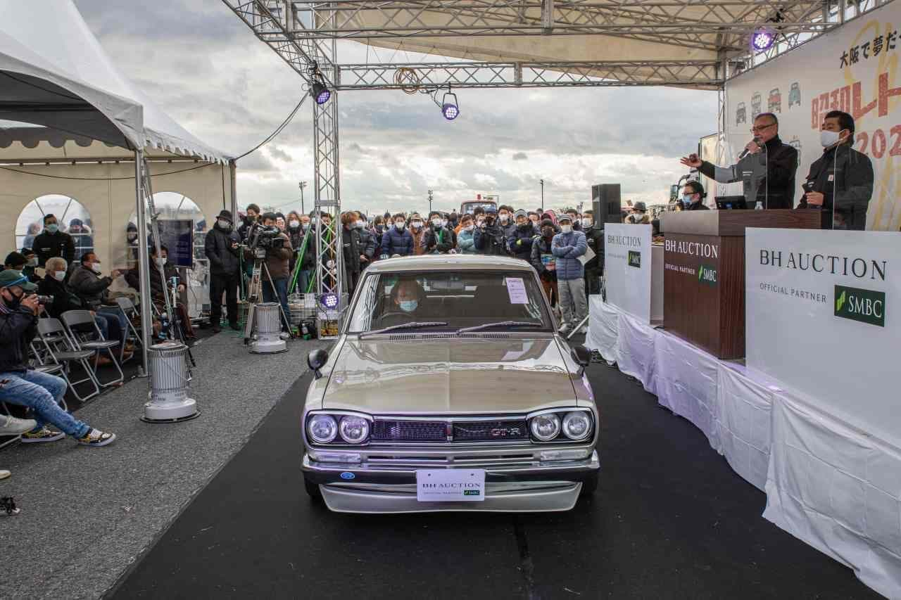 昭和のレトロカー約400台が集結 「昭和レトロカー万博2021」11月21日開催