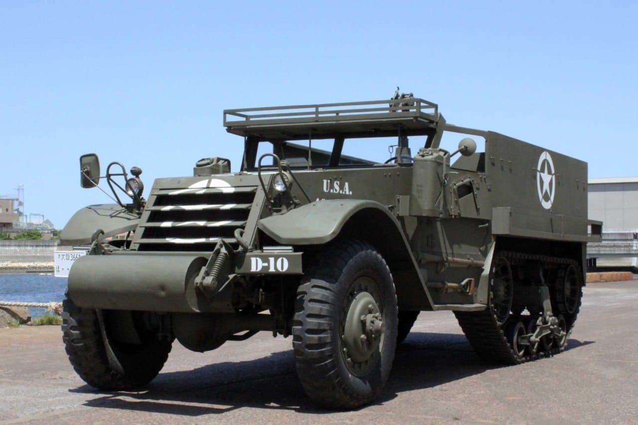 インターナショナル・ハーベスタM9A1 ハーフトラック