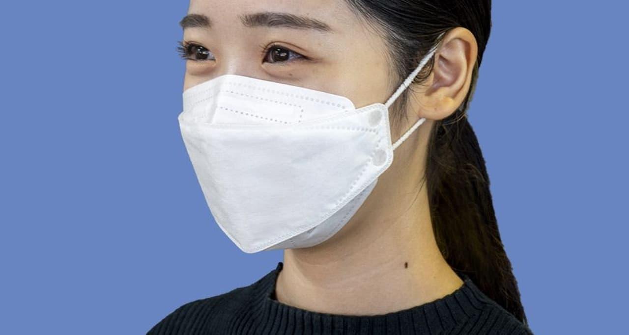 防御力と快適性をアップ!シャープの不織布マスク「クリスタルマスク」は「マスク定期便サービス」なら買える