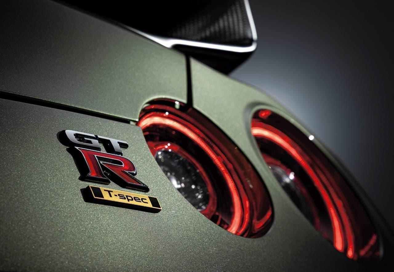 日産「GT-R」に2022年モデル ― 特別仕様車として2種類の「T-spec」を設定