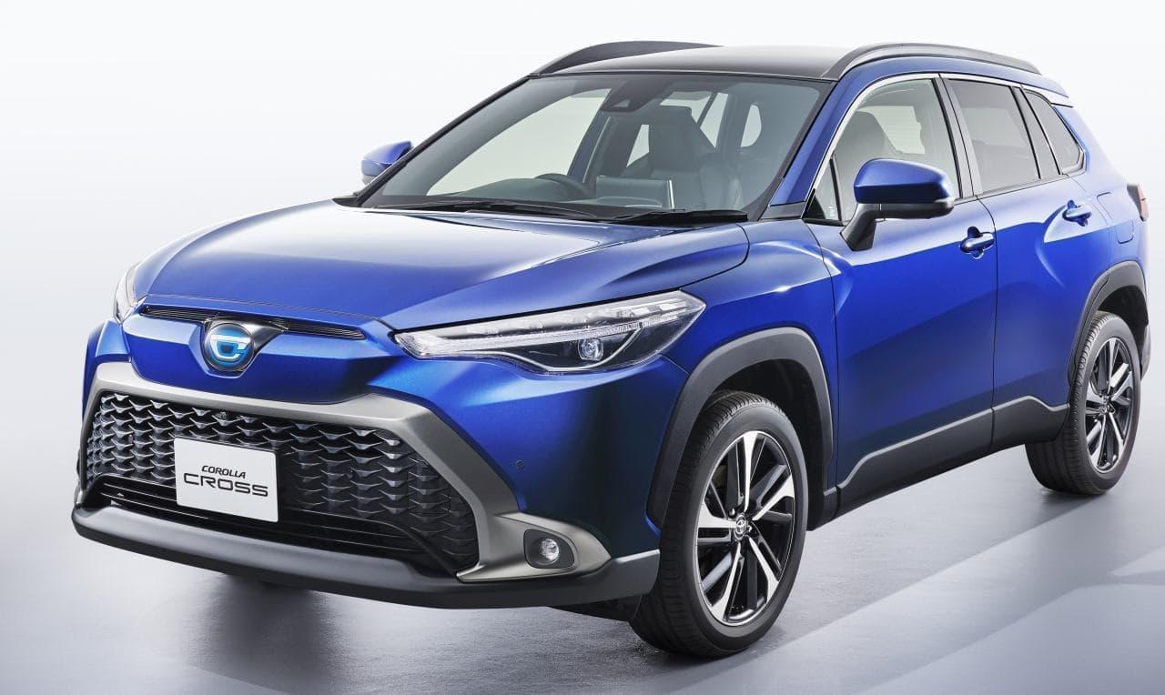 カローラ初のSUVモデル トヨタが新型車「カローラ クロス」発売
