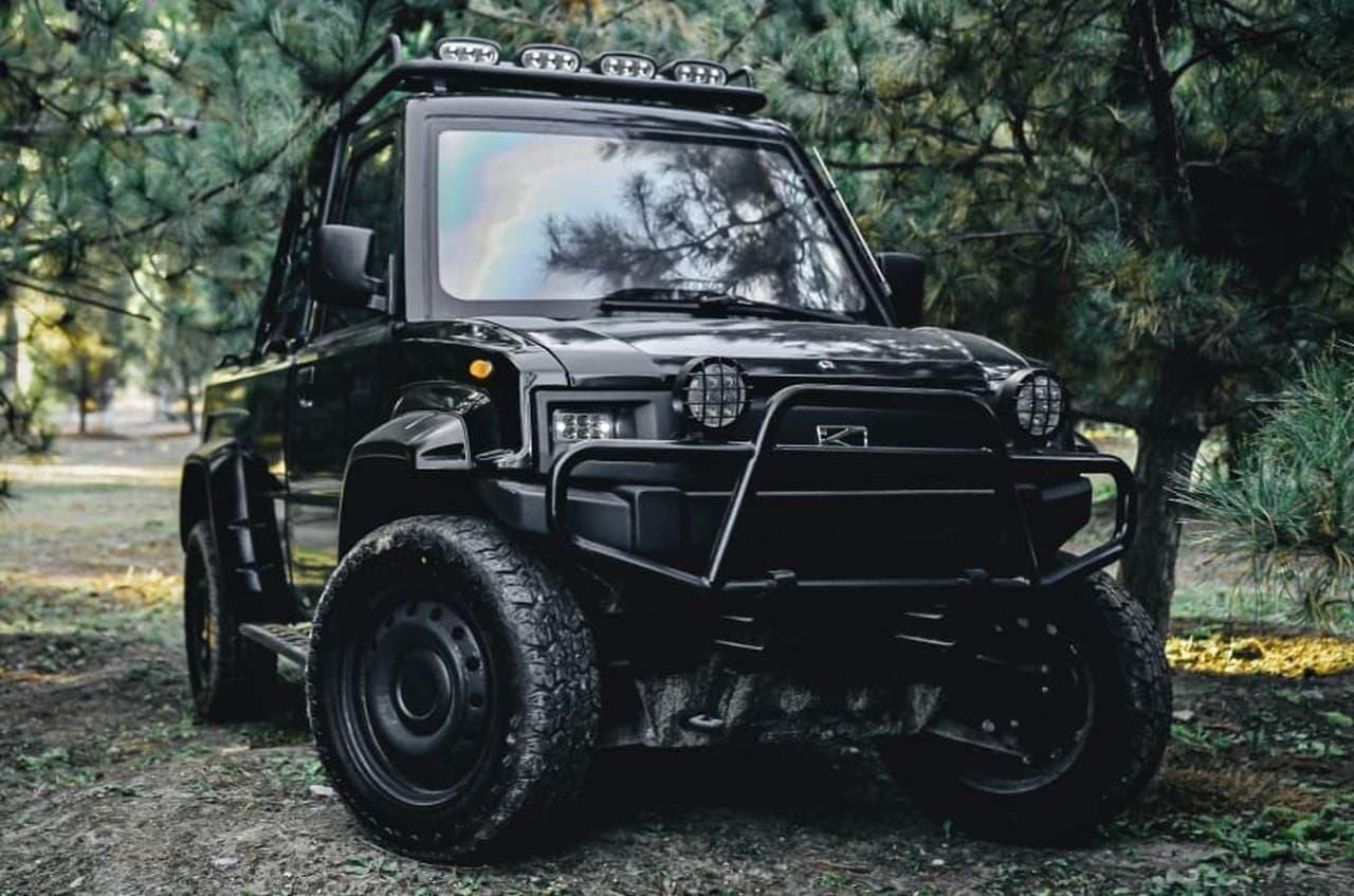 電動ピックアップトラック「Pickman XR」がIndiegogoに登場