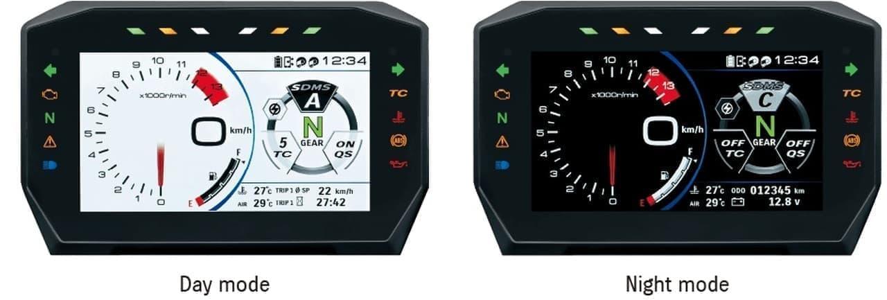 スズキが新型「GSX-S1000GT」を発表