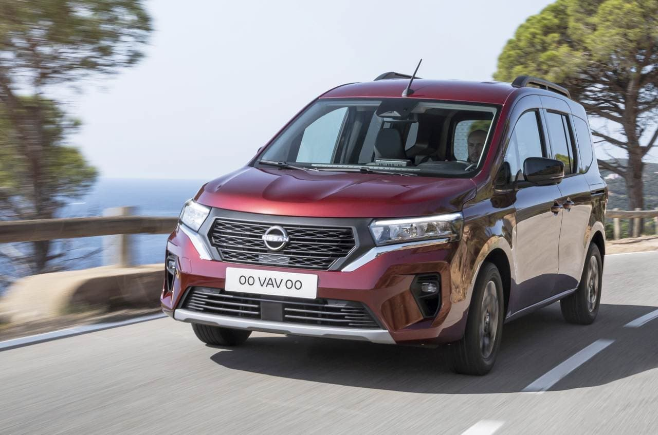 「NV250」「e-NV200」の後継モデル 日産「Townstar」を欧州で公開