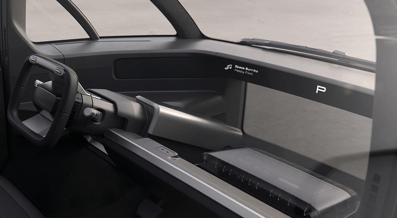 Canoo独自の電気自動車用プラットフォーム
