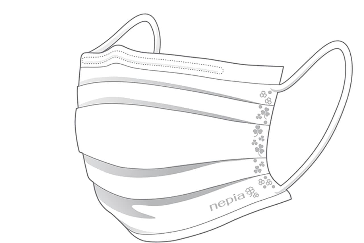 王子ネピアの不織布マスク 第17回抽選販売実施中