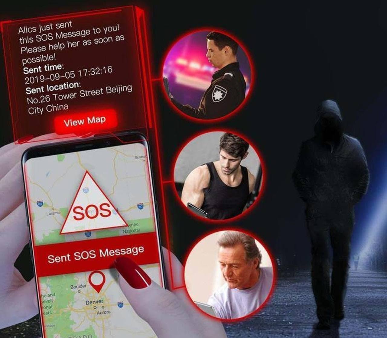 ネイルの下に隠すRFIDチップ JAKCOM「N3 Smart Nail Chip」 SOSを発信したり現在地を友達に知らせたり