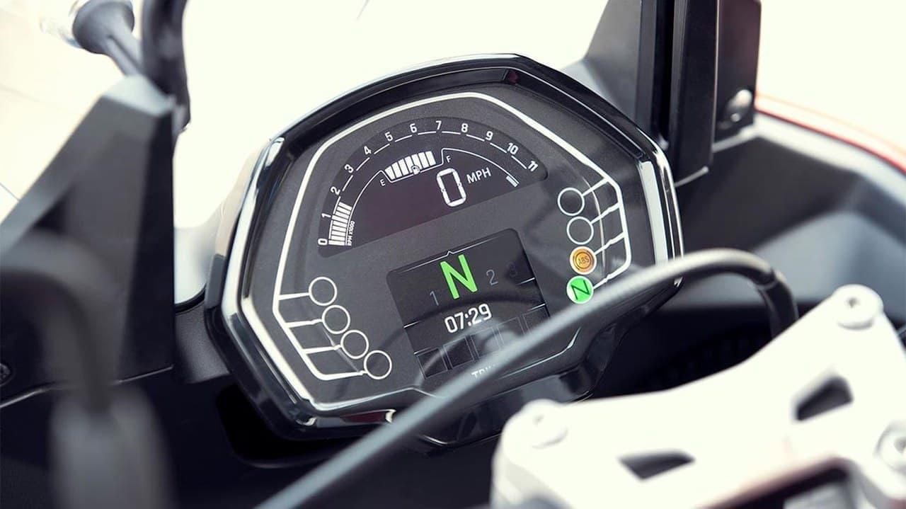 トライアンフ 新型「Tiger Sport 660」