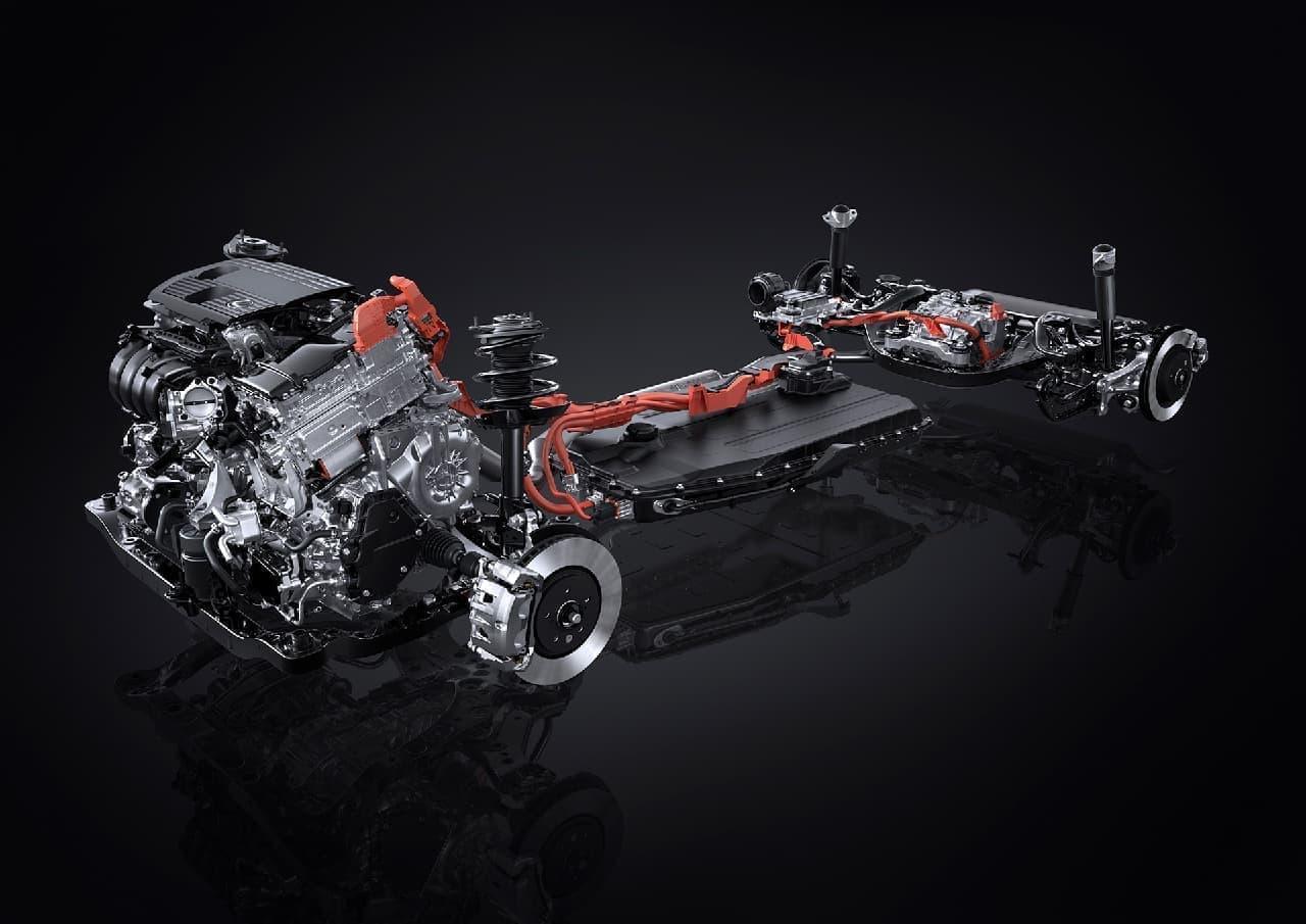 LEXUSが新型「NX」を発売 - EV普及を加速させるPHEVをラインアップ