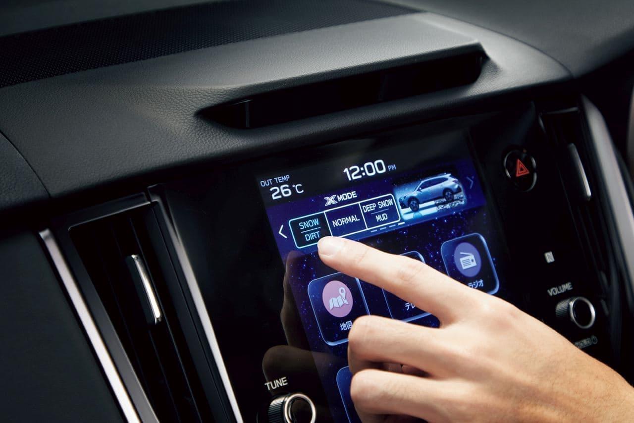 SUBARUが新型「レガシィ アウトバック」を発表
