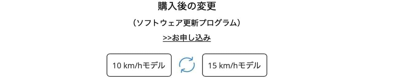 カバンに入るEV「WALKCAR」に公道を走行できる「WALKCAR(10km/hモデル)」