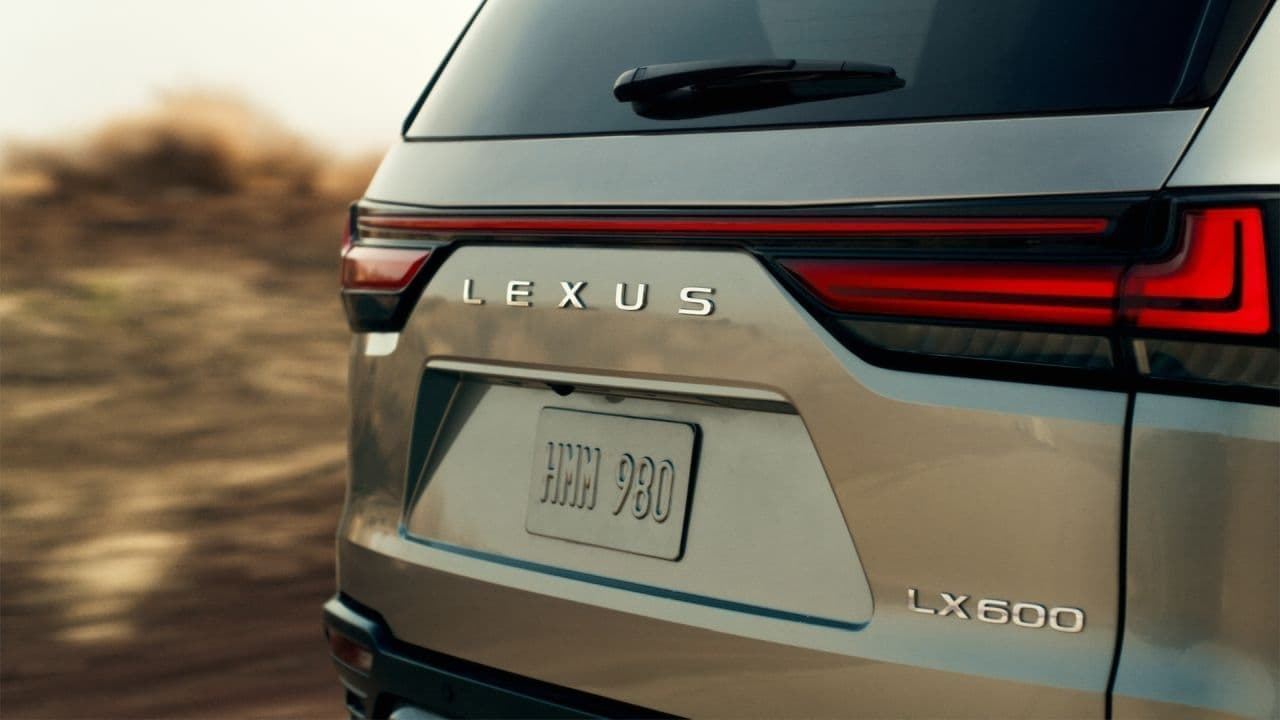 LEXUSが次世代LEXUS第2弾「LX」を2021年10月14日に世界初披露